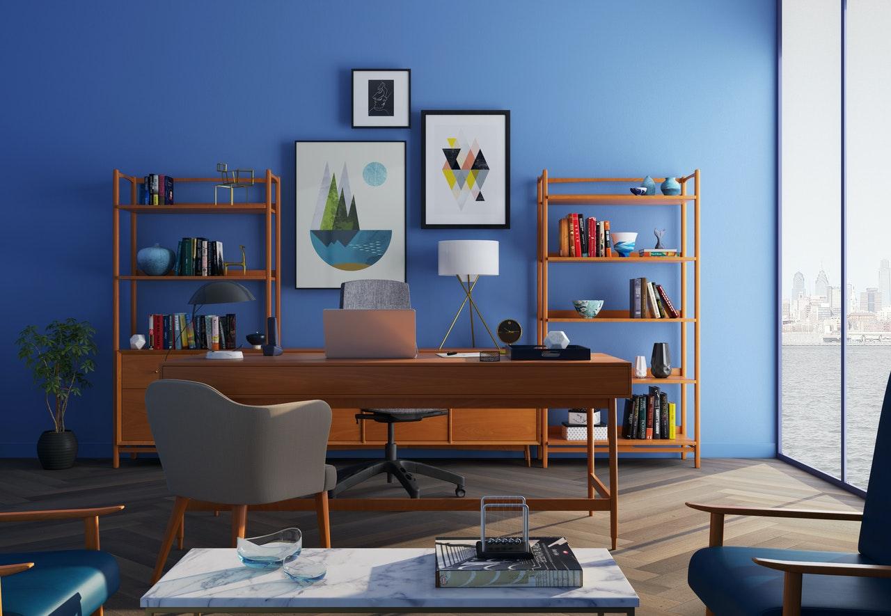 Crearea unui mic birou la acasa