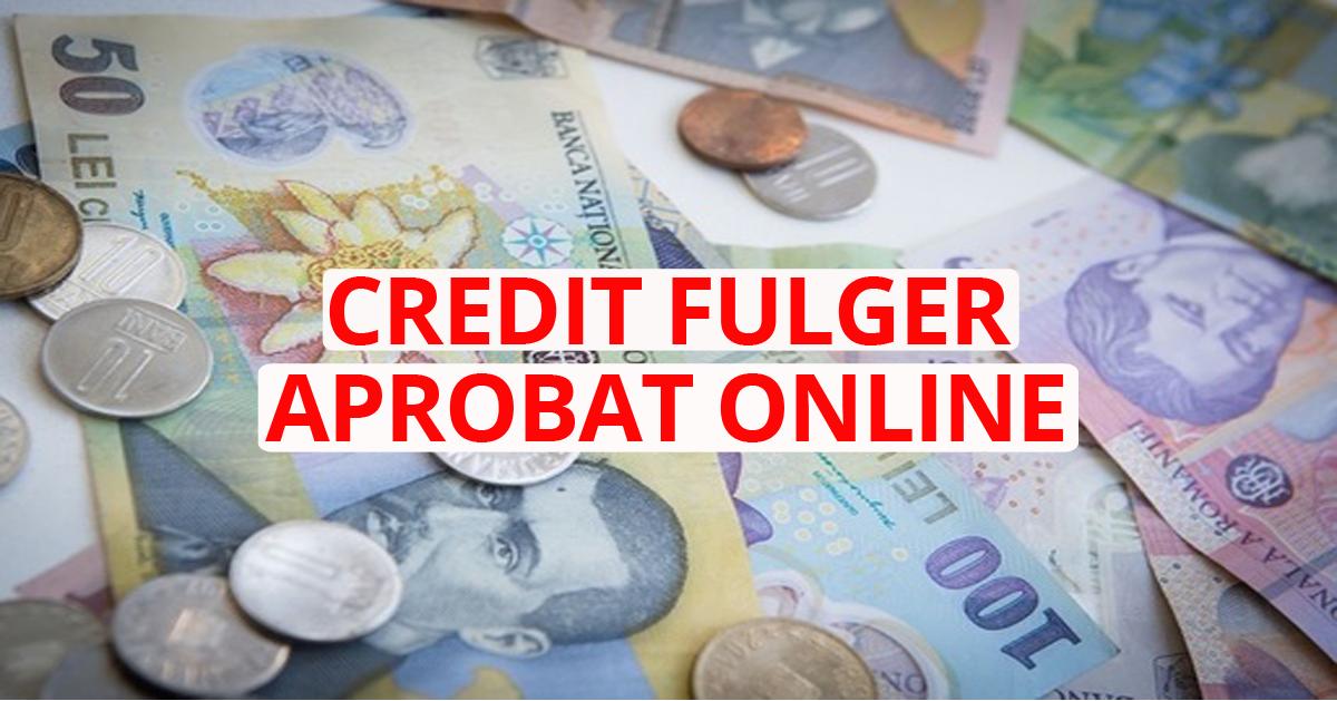 Solicită un credit cu aprobare online pentru achiziționarea lucrurilor de care ai nevoie!